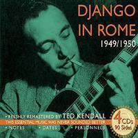 REINHARDT DJANGO (4CD)