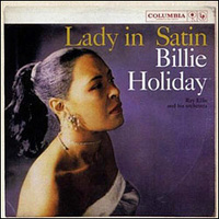 """Holiday Billie """"Lady In Satin"""""""