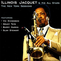JACQUET ILLINOIS & HIS ALL STARS