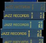 Vol.7 Ell-Fr Jazz Records 1942-80 (BOOK)