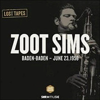 """Sims Zoot """"Lost Tapes"""""""