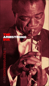 "Armstrong Louis ""The Box"" (7CD+1DVD)"