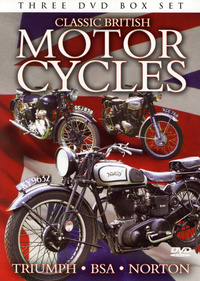 Classic British Motorcycles (3DVD)