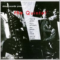 "The Quintet ""Jazz At Massey Hall"""