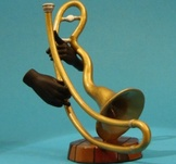 Trombone 16 cm