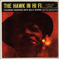 "Hawkins Coleman ""The Hawk In Hi-Fi"""