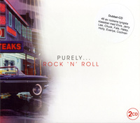 """Various artists """"Purely Rock 'N' Roll"""" 2CD"""