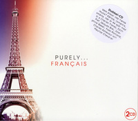 """Various artists """"Purely Francais"""" 2CD"""