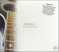 "Various artists ""Purely Country"" 2CD"