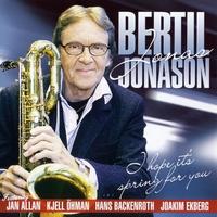 """Jonasson Bertil """"Jonas""""  - """"I Hope It´s Spring For You"""""""