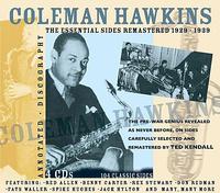 HAWKINS COLEMAN (4CD-BOX)