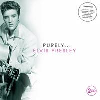 """Elvis Presley - """"Purely Elvis Presley"""" 2CD"""