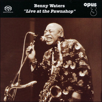"""Waters Benny """"Live At The Pawn Shop"""""""