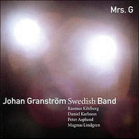 "Granström Johan Band ""Mrs. G"""