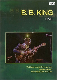 "King BB ""Live"" (DVD)"