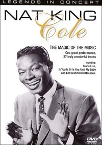 """Cole Nat King """"The Magic Of The Music"""" (DVD)"""