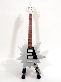 Mini guitar  Björn Ulvaeus