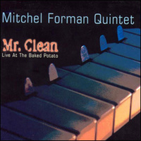 "Forman Mitchel Quintet ""Mr. Clean"""